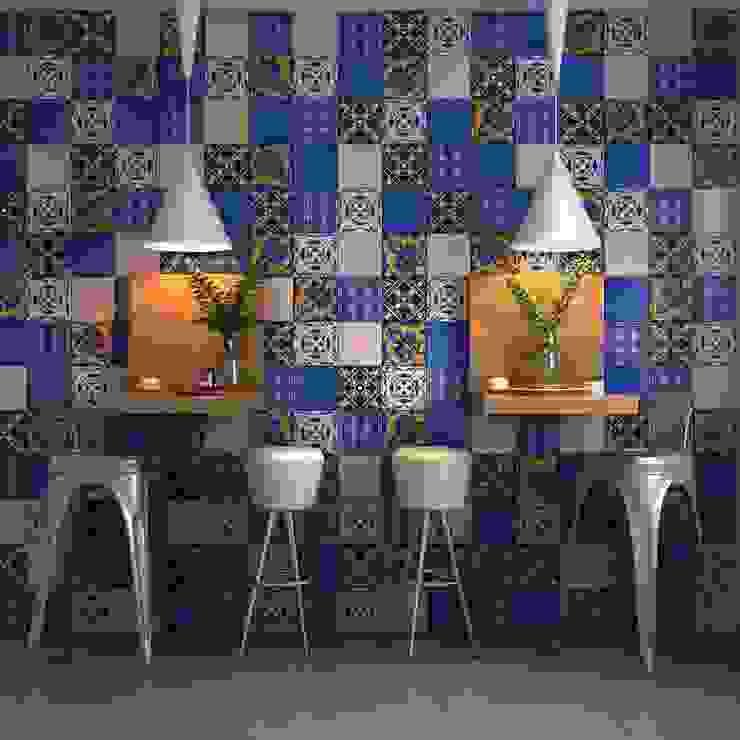 CERAMICHE MUSA Modern dining room