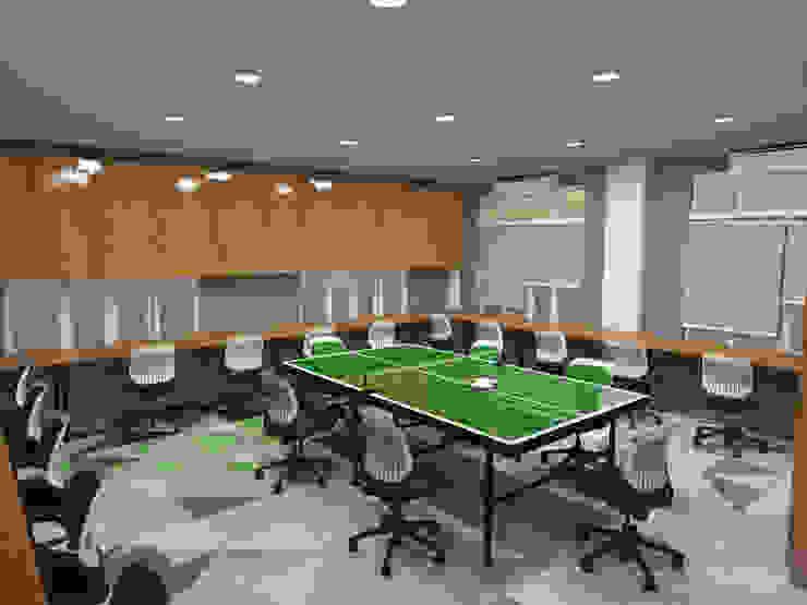Ruang Meeting x Meja Ping pong Oleh Studié