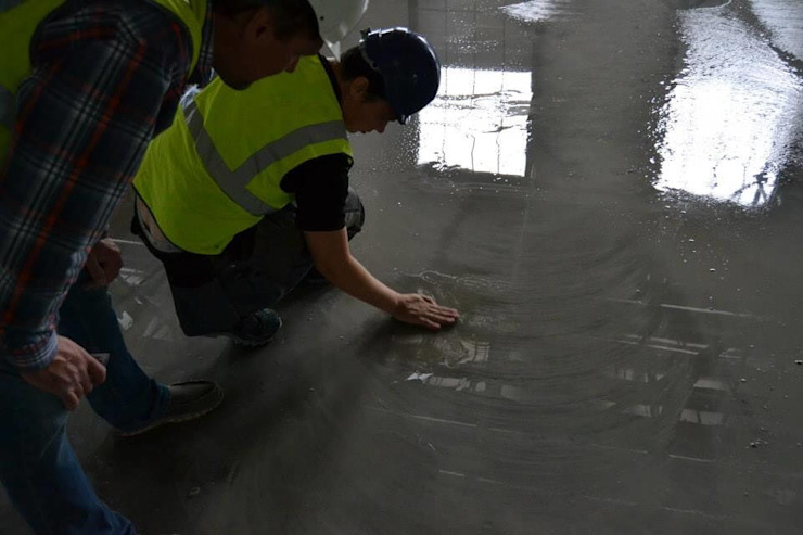 5 Things you do not know about the concrete floor by BECOSAN
