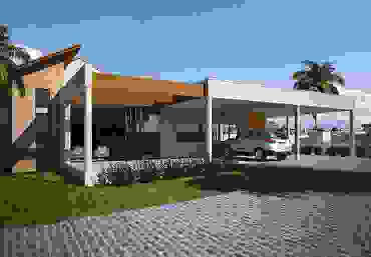 Дома в стиле кантри от Lozí - Projeto e Obra Кантри