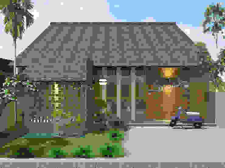 RZ House (Design Depan) Oleh Studié