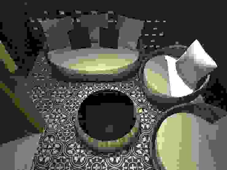 RZ House (Design Ruang Depan) 2 Oleh Studié