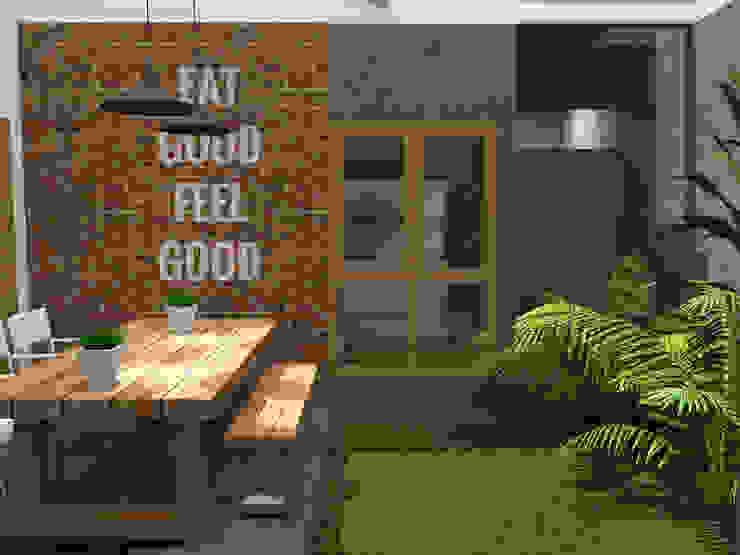 RZ House ( Design Halaman Belakang) Oleh Studié