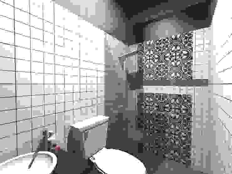 RZ House (Design Kamar Mandi) Oleh Studié