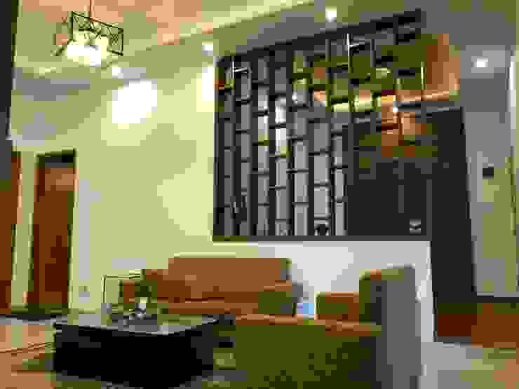 RZ House (Ruang Tamu) Oleh Studié
