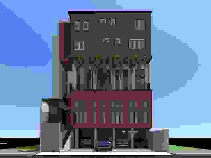 Office Design at Karet Jakarta Oleh KHK Construction