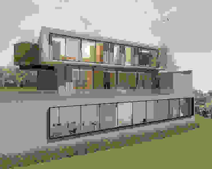 Rumah Linggau Oleh KHK Construction