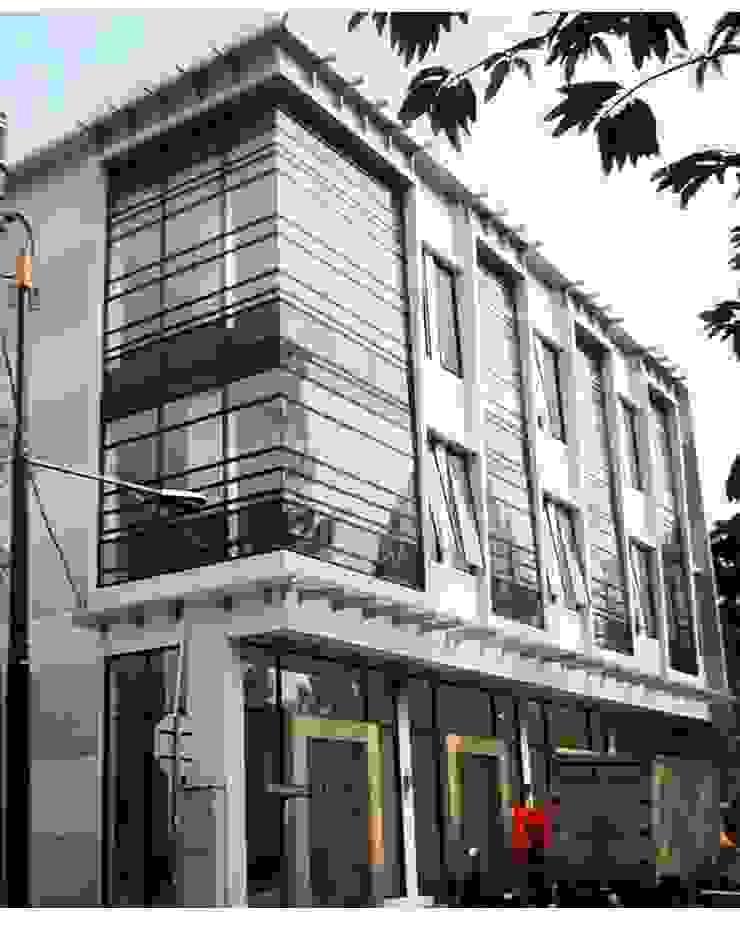 Ruko Kelapa Gading Kantor & Toko Modern Oleh KHK Construction Modern