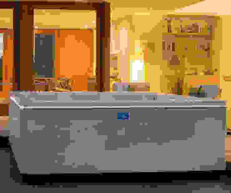 โดย SPA Deluxe GmbH - Whirlpools in Senden มินิมัล