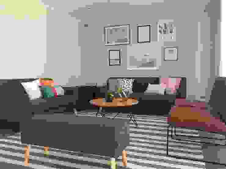 Living Livings de estilo moderno de MM Design Moderno