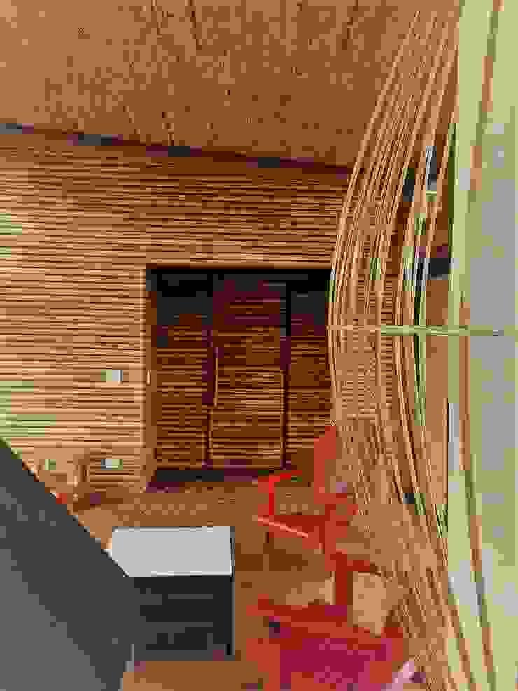 Cristina Szabo Designer de Bem-Estar Anexos de estilo rural Bambú