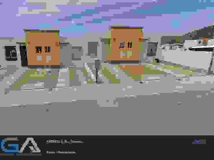 Modern houses by Gomar Arquitectura Modern
