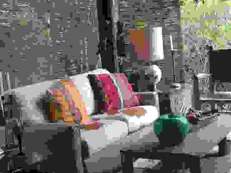 Cristina Szabo Designer de Bem-Estar Salas/RecibidoresSofás y sillones Fibra natural Multicolor