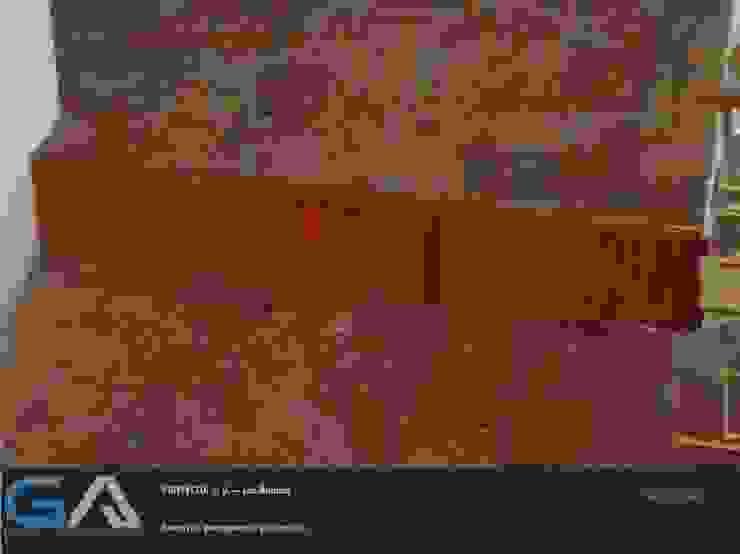 V. D. – Los Alamos Salones modernos de Gomar Arquitectura Moderno