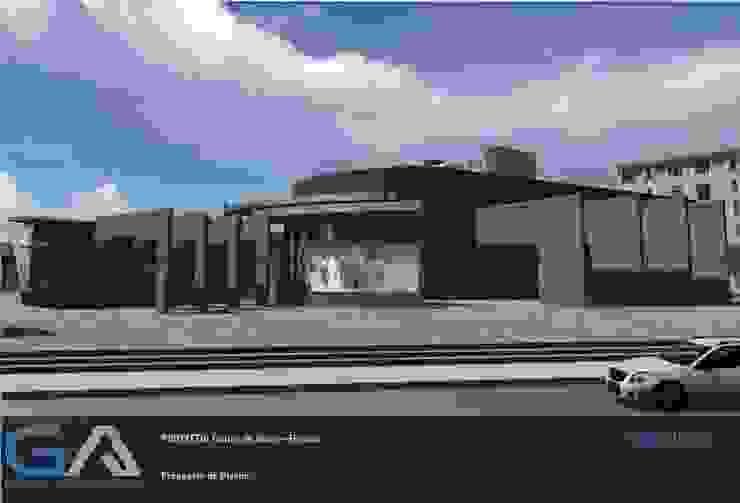 Centro de Artes - Tijuana de Gomar Arquitectura