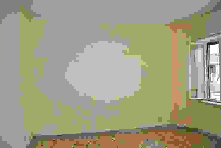 Camera da letto - prima Antonella Petrangeli Camera da letto eclettica