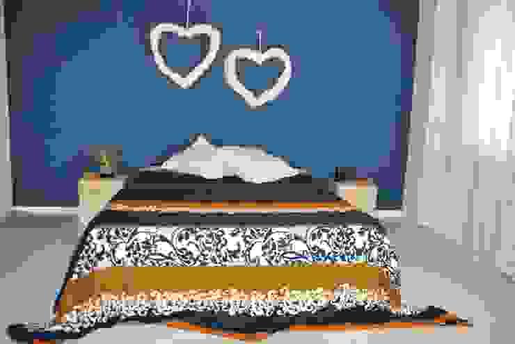 Camera da letto - dopo Antonella Petrangeli Camera da letto eclettica