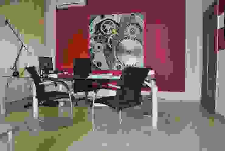 Ufficio - dopo Soggiorno eclettico di Antonella Petrangeli Eclettico