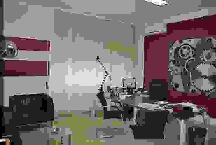 Ufficio - dopo Studio eclettico di Antonella Petrangeli Eclettico