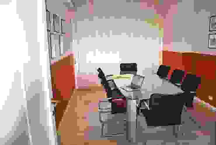 Sala conferenze - dopo Studio eclettico di Antonella Petrangeli Eclettico