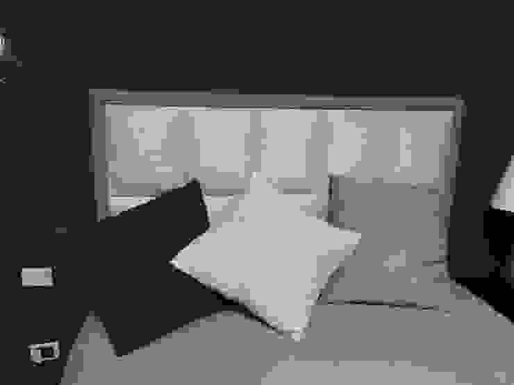 Camera da letto - dopo Camera da letto eclettica di Antonella Petrangeli Eclettico