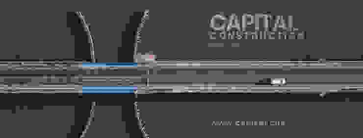 exterior design من Capital Construction - Eng. Hussein El Serafy