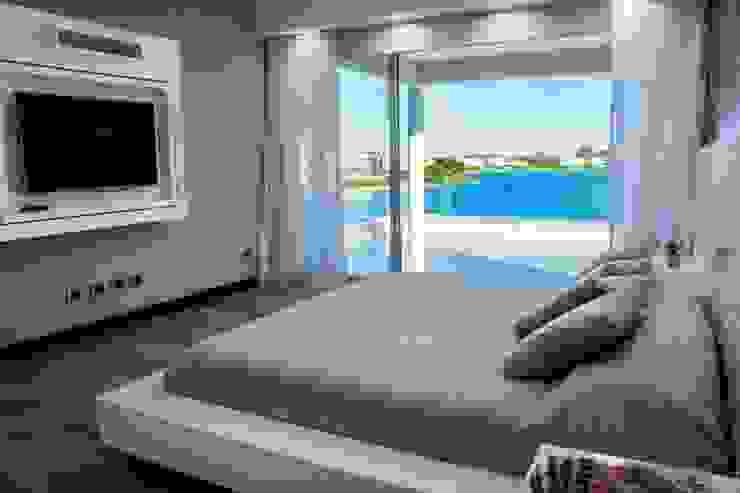 Casa La Reserva Cardales Dormitorios modernos: Ideas, imágenes y decoración de ARQCONS Arquitectura & Construcción Moderno