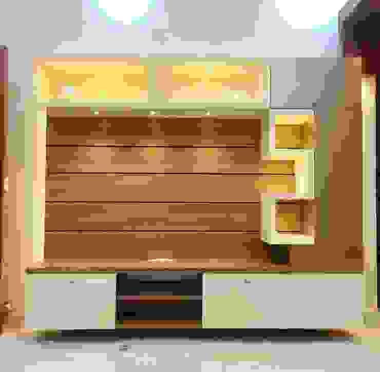 Гостиная в . Автор – Design Space