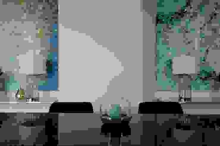 Salle à manger moderne par Anastasia Reicher Interior Design & Decoration in Wien Moderne