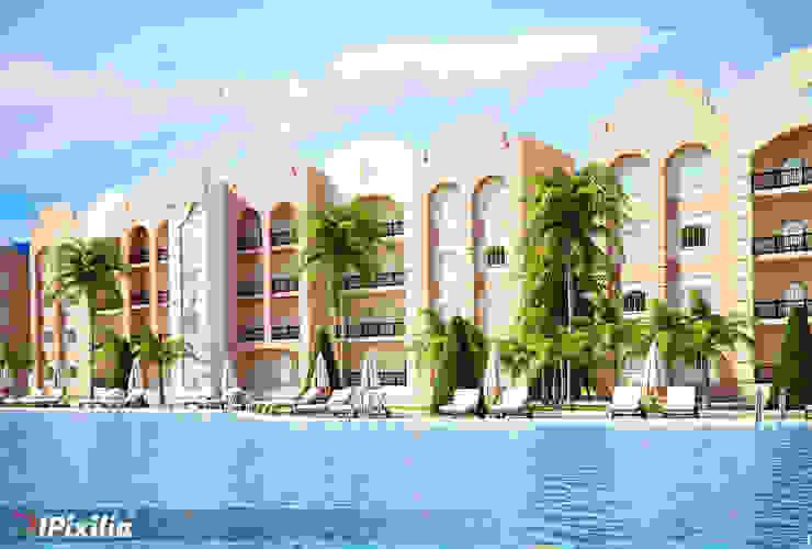 """ The Resort "" by IPixilia Modern"