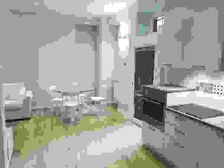 Architetto Alberto Colella Small kitchens