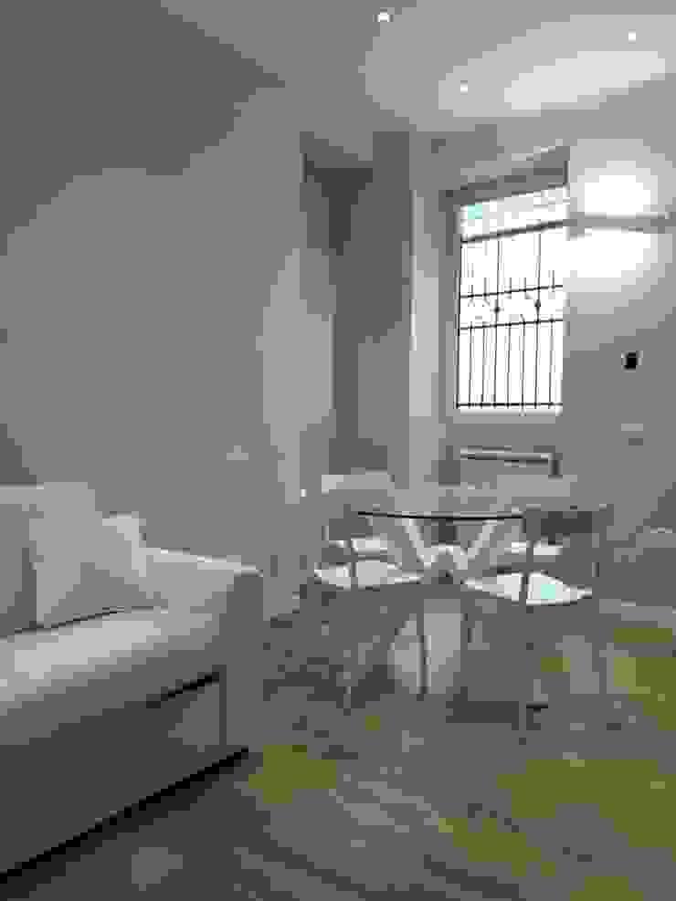 Architetto Alberto Colella Modern Dining Room