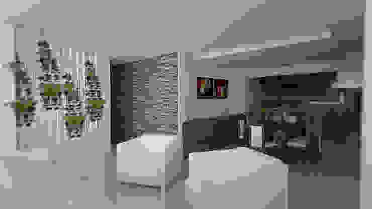 Casa prados del norte,cali Salas modernas de Am arquitectura Moderno