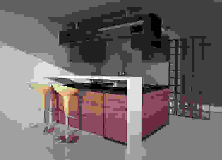 Casa prados del norte,cali Cocinas modernas de Am arquitectura Moderno