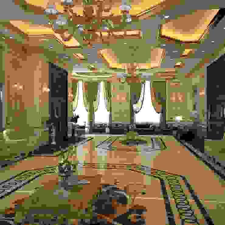 Livings de estilo clásico de Archroom Clásico