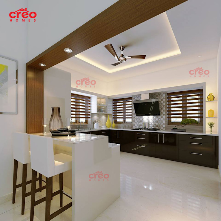 Best Interior Designers in Cochin by Creo Homes Pvt Ltd Asian