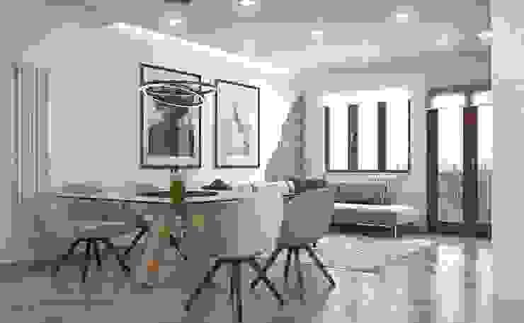 Progettazione Soggiorno Moderno a Messina