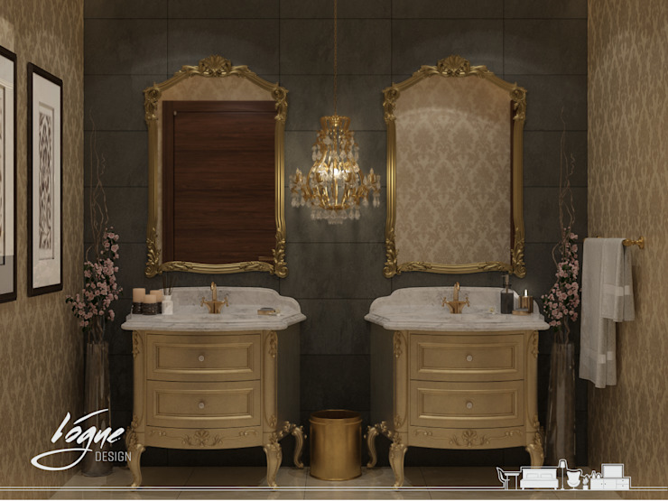 Classic style bathroom by Vogue Design Classic