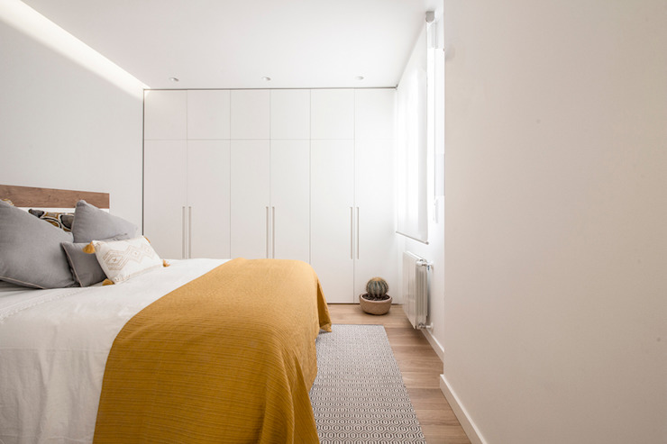 Modern Bedroom by DonateCaballero Arquitectos Modern