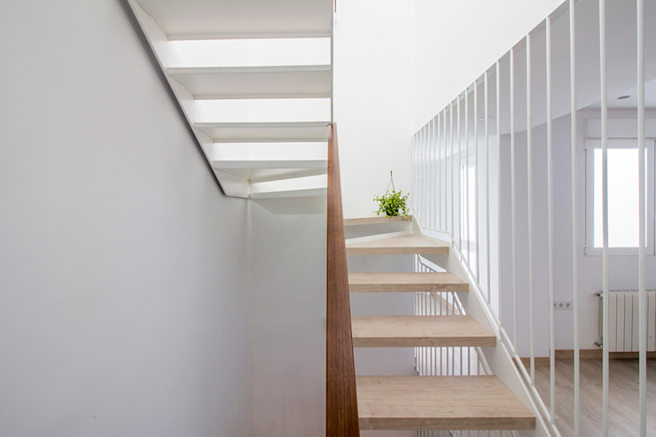 DonateCaballero Arquitectos Stairs