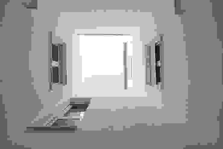 DonateCaballero Arquitectos Minimalist houses