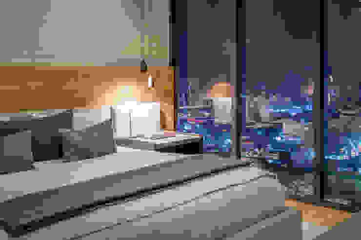 Modern style bedroom by Concepto Taller de Arquitectura Modern