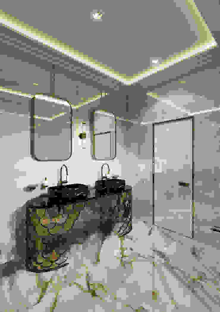 by GLAZOV design group концептуальная студия дизайна интерьеров