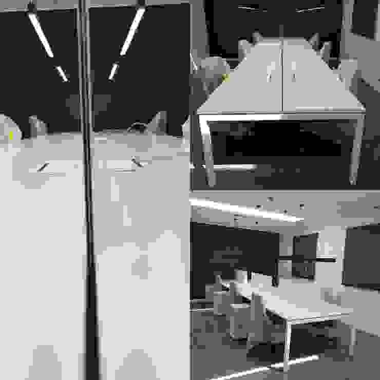 Bench para 6 personas de SIMPLEMENTE AMBIENTE mobiliarios hogar y oficinas santiago Escandinavo