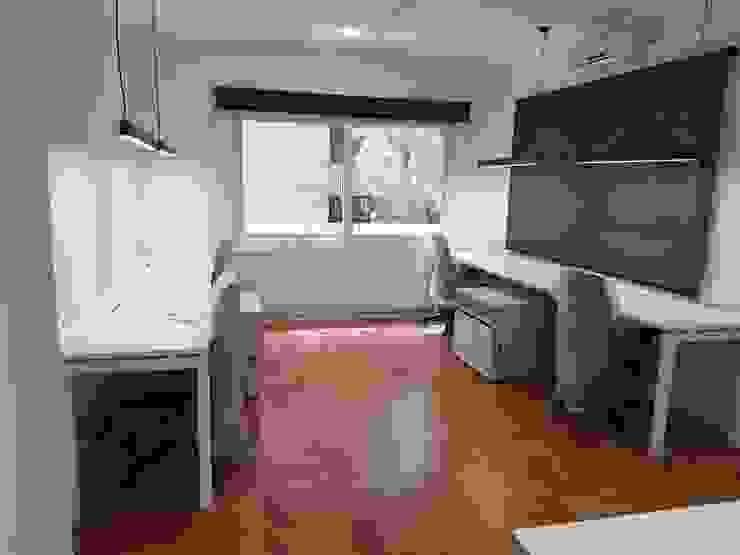 Muebles dobles de SIMPLEMENTE AMBIENTE mobiliarios hogar y oficinas santiago Escandinavo