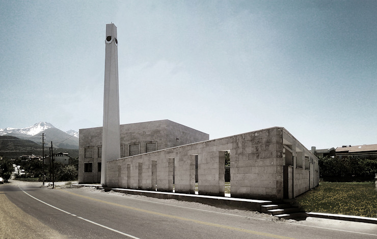 根據 ΛRCHIST Mimarlık|Archıtecture 現代風