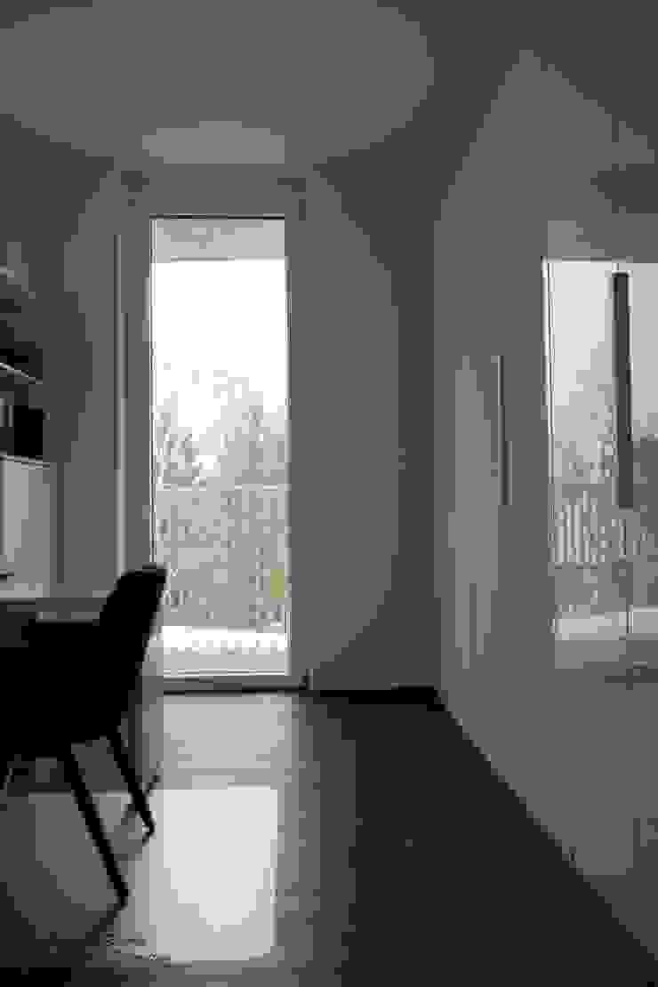Bureau moderne par Anastasia Reicher Interior Design & Decoration in Wien Moderne