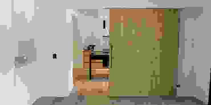 Cocina Casa Punta Chica de German Salas arquitectos Moderno