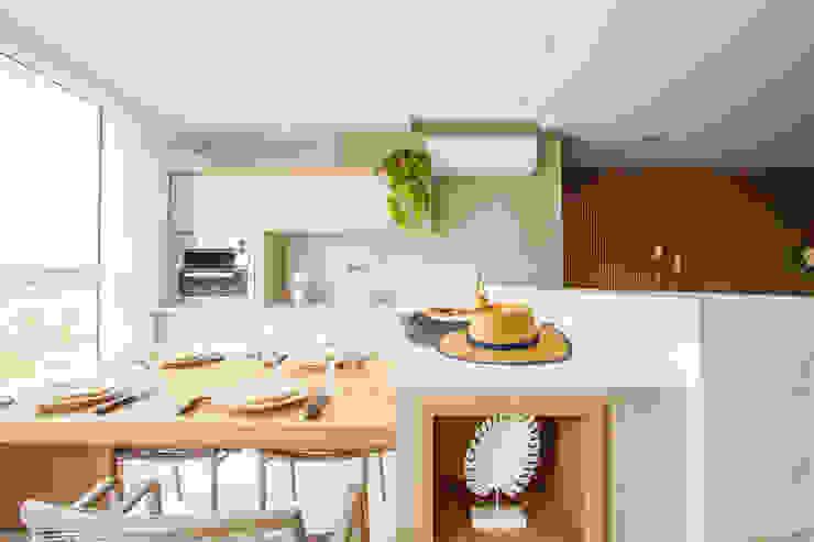 La Decora Dapur Modern Beige
