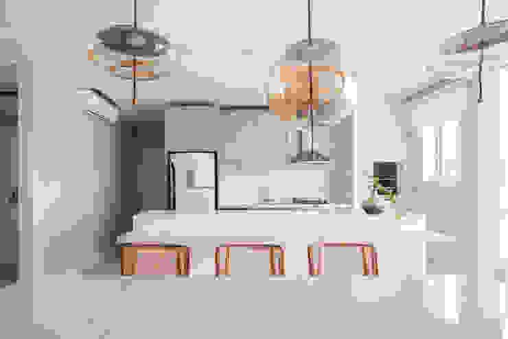 La Decora Ruang Makan Modern Beige